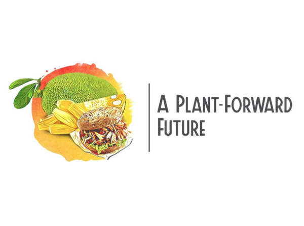 Griffith's plant-forward future trend focuses on plant protein and vegetables.